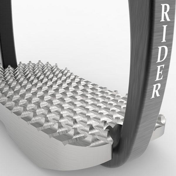 Staffe Equitazione Italian Rider per Monta Inglese mod. Colosseo Elite